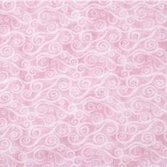 108 Wide Back Essentials Swirly Scroll Pink