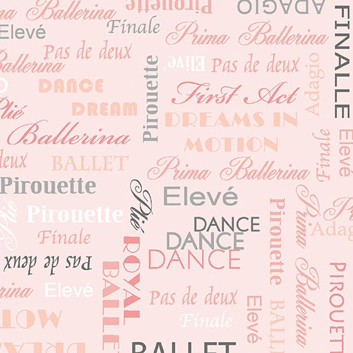 City Ballet Ballet Phrases Blush