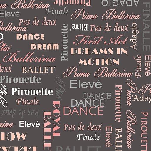 City Ballet Ballet Phrases Grey