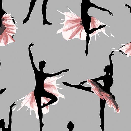 City Ballet Rehearsal Grey
