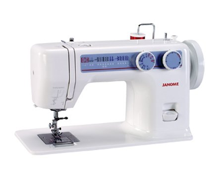 JANOME 712T Treadle Machine