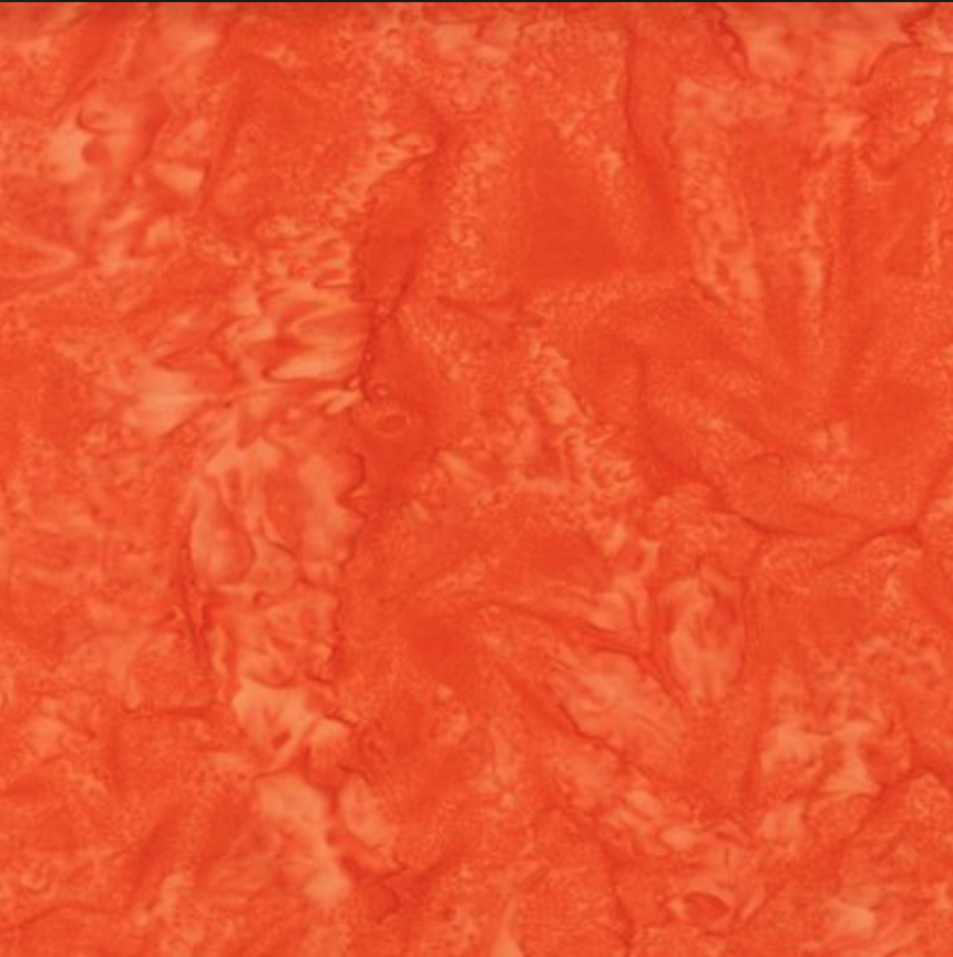 Batik AMD-7000-8 Orange Robert Kaufman