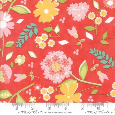 Flower Mill Bloomy Poppy 29030 16 Moda Fabrics