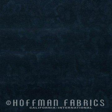 1910 Batik Raven  Hoffman Fabrics