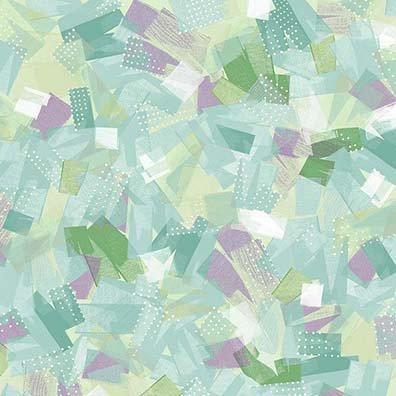 Confetti Blossoms Brushstrokes 26236-H Quilting Treasures