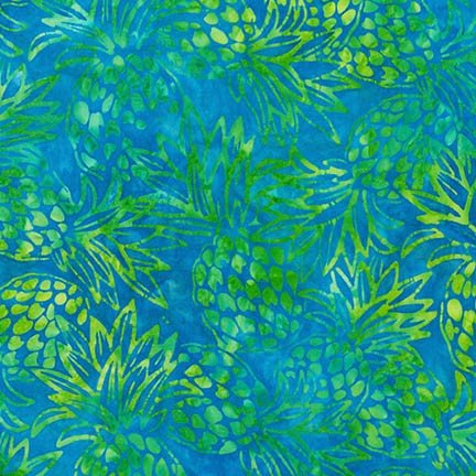 AMD-15499-257 CARIBBEAN Artisan Batiks: Totally Tropical 4
