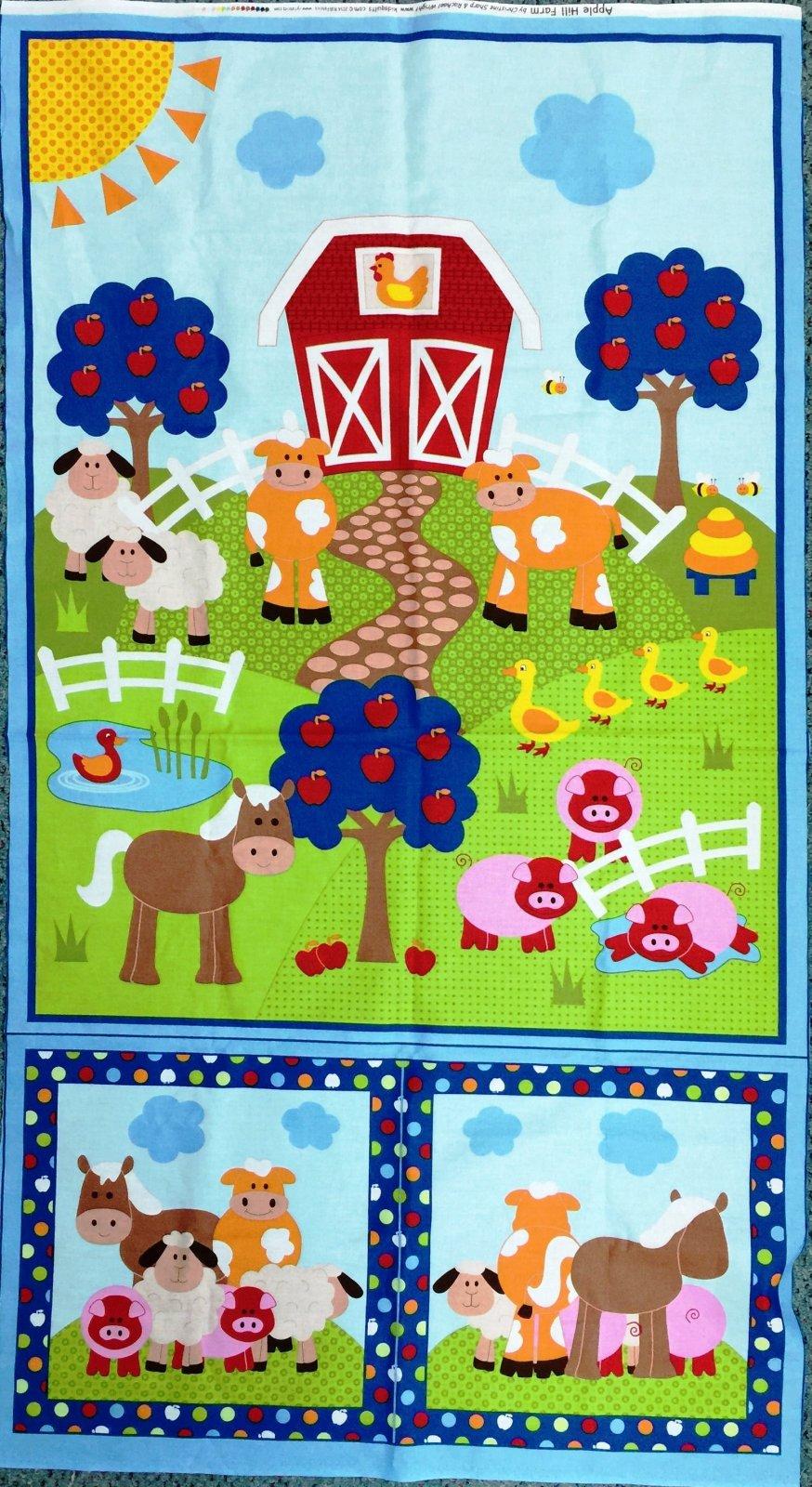 Apple Hill Farms Panel