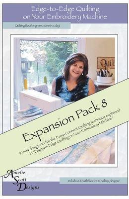ASD221 Edge to Edge Expansion Pack 8 CD EMB