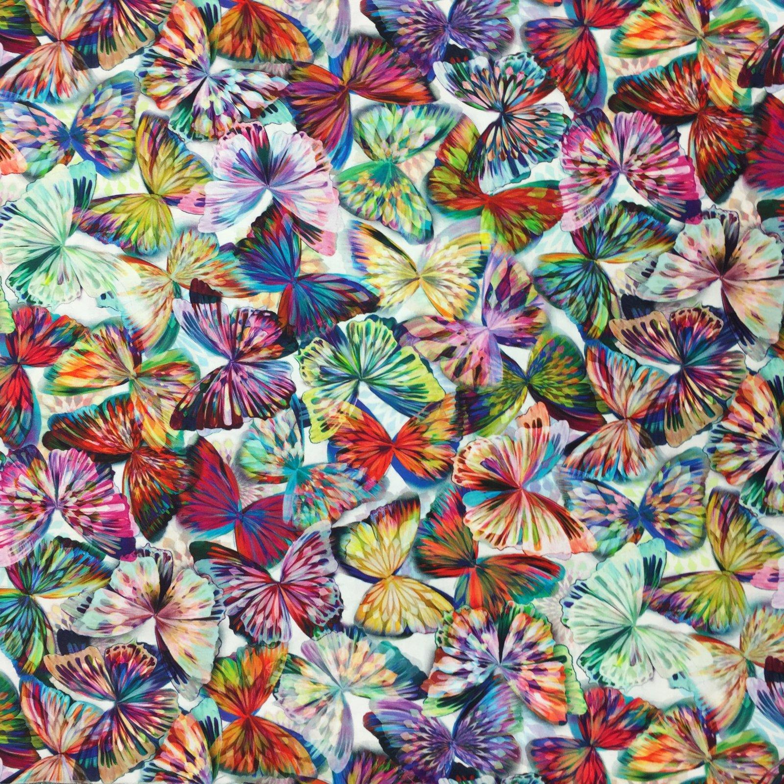 Hoffman N4241 Opal Butterfly Digital