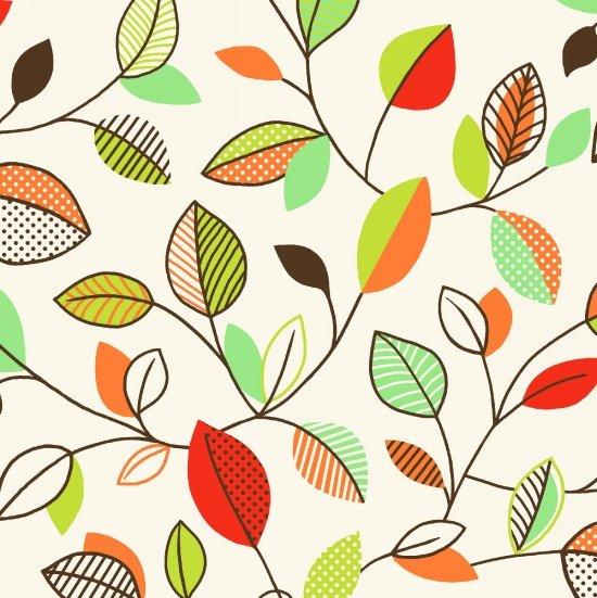 Clean Living Leaves Multi 6687-16
