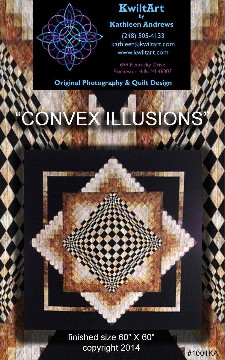 CONVEX ILLUSIONS Pattern
