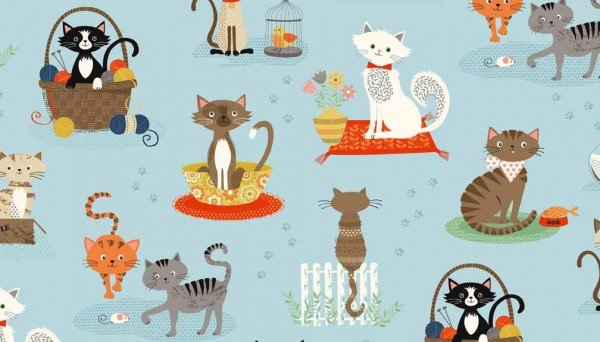 Crafty Cats 1723-1