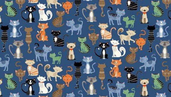 Crafty Cats 1724-B