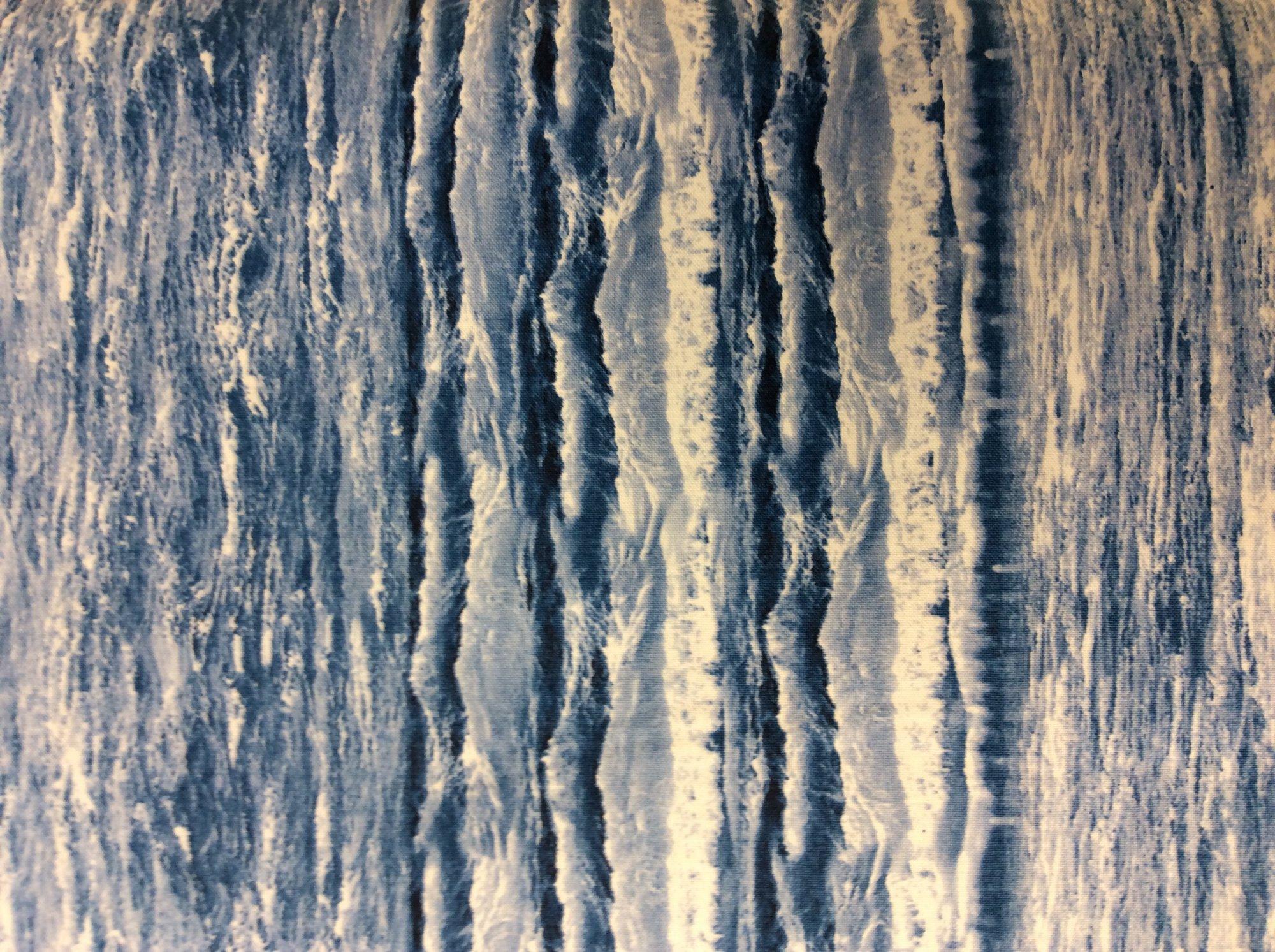 Danscapes Blue Waves