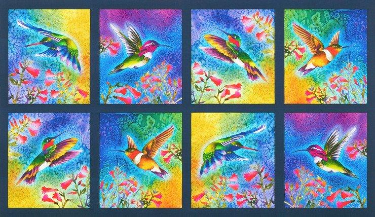 Nature Studios Digital 17300195 Bright Humming Bird Panel