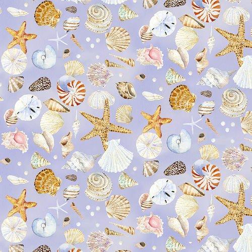 Lavender Shells