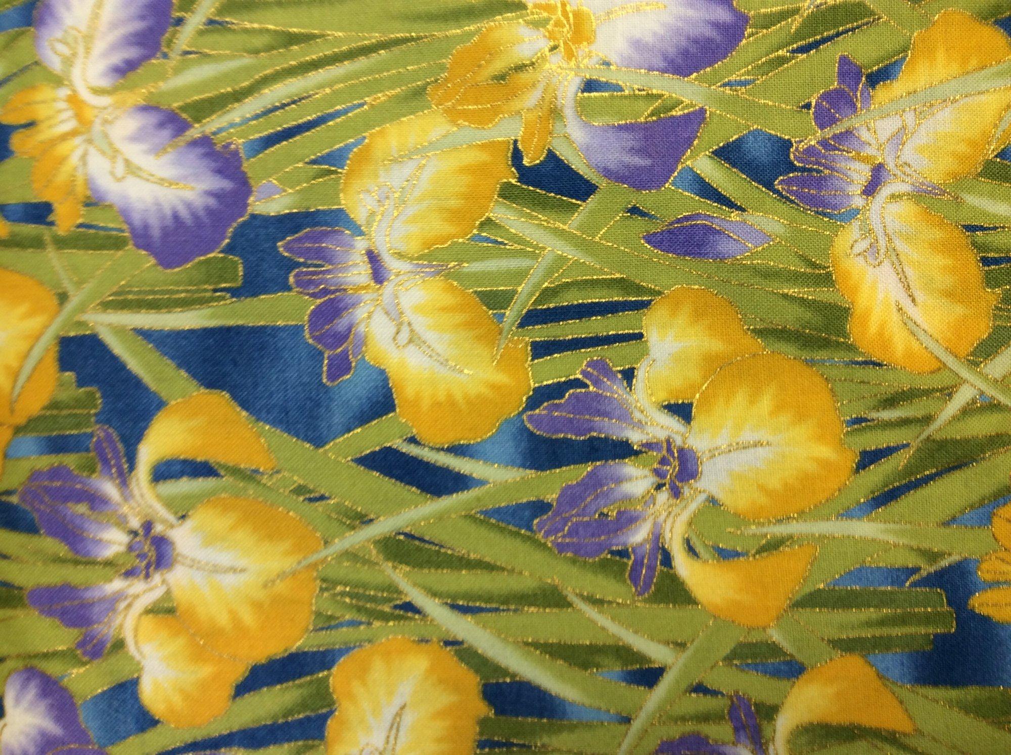 Lotus in Springtime 14 blue