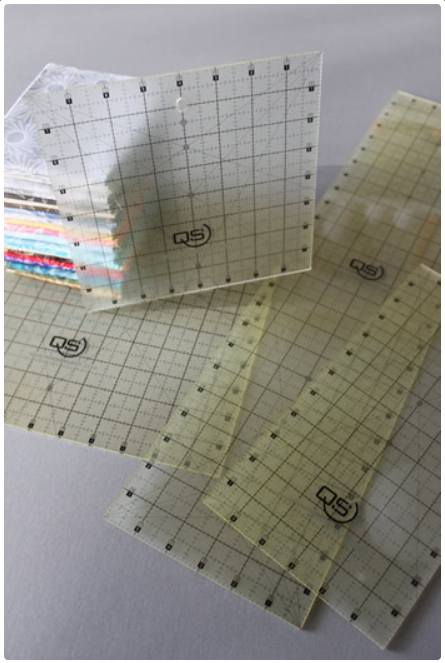 Quilter Select Ruler 5x5 Alex Anderson