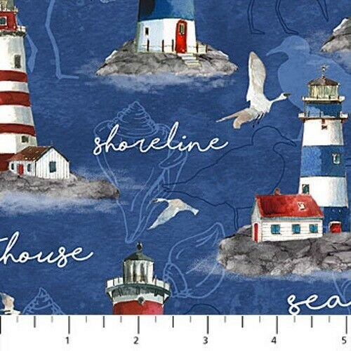 194 Atlantic Shore  Lighthouses  Northcott