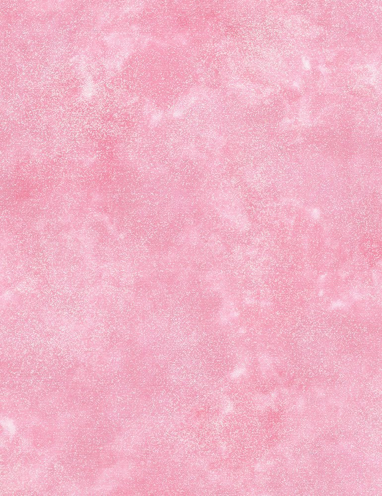 0120 Timeless Treasures Shimmer Pink