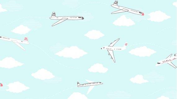 Jetsetter (Sky) STELLA-864 Dear Stella