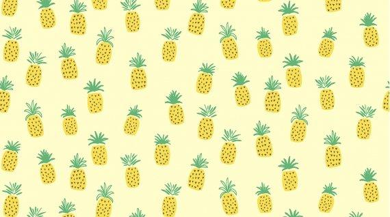 Pineapples (Lemon) STELLA-867 Dear Stella
