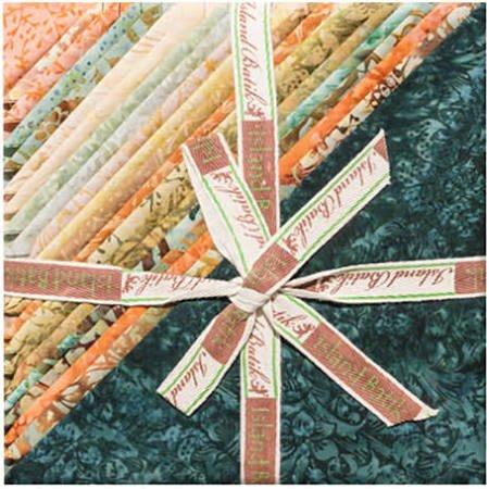 Vintage Morris 10 Square  Island Batik