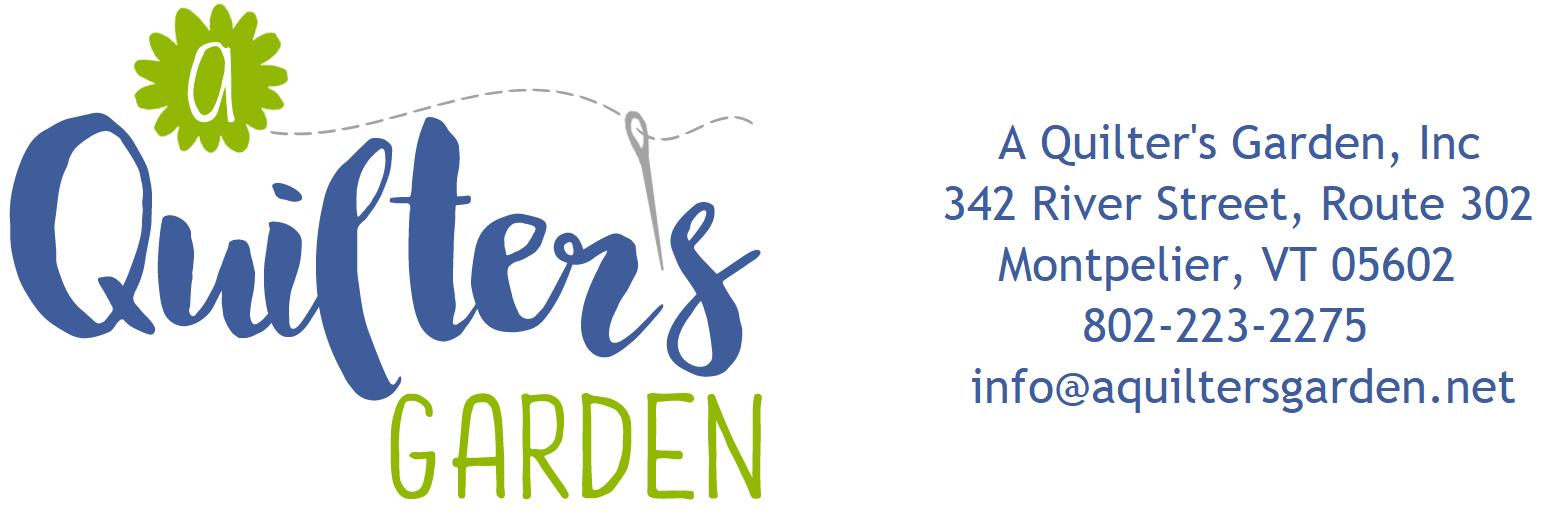 A Quilter's Garden, 342 River St, Montpelier VT 05602