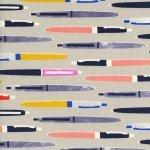 Trinket Designer: Melody Miller Pens Neutral - Cotton & Steel - 0035 01