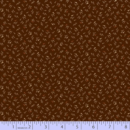 Cocoa - Dashing Around - Chocolate and Cheddar by Pam Buda - R17-0739-0113