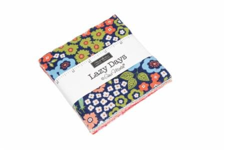 Lazy Days Charm Pack - by Gina Martin  - 10070PP
