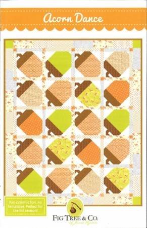 Acorn Dance Pattern by Fig Tree & Co. - JT426