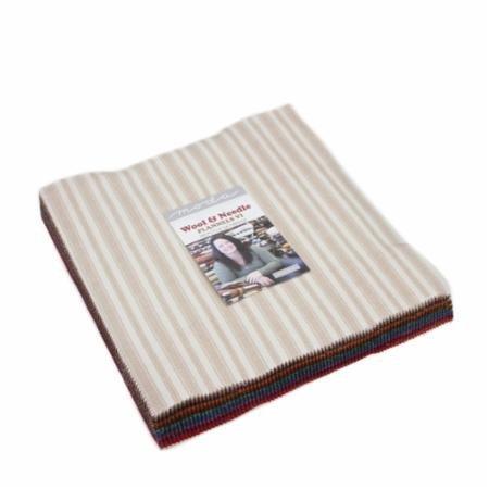 Wool Needle VI Flan Layer Cake? 1250LCF Moda Precuts