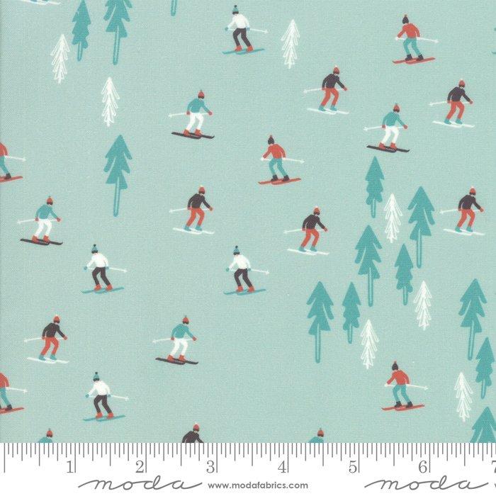 Alpine - Skiers -  Tahoe Ski Week - 13340 14