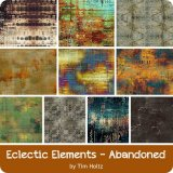 Abandoned 1 - Eclectic Elements by Tim Holtz