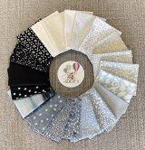 Shades of Grey by Batik Textiles
