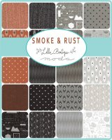 Smoke and Rust by Lella Boutique