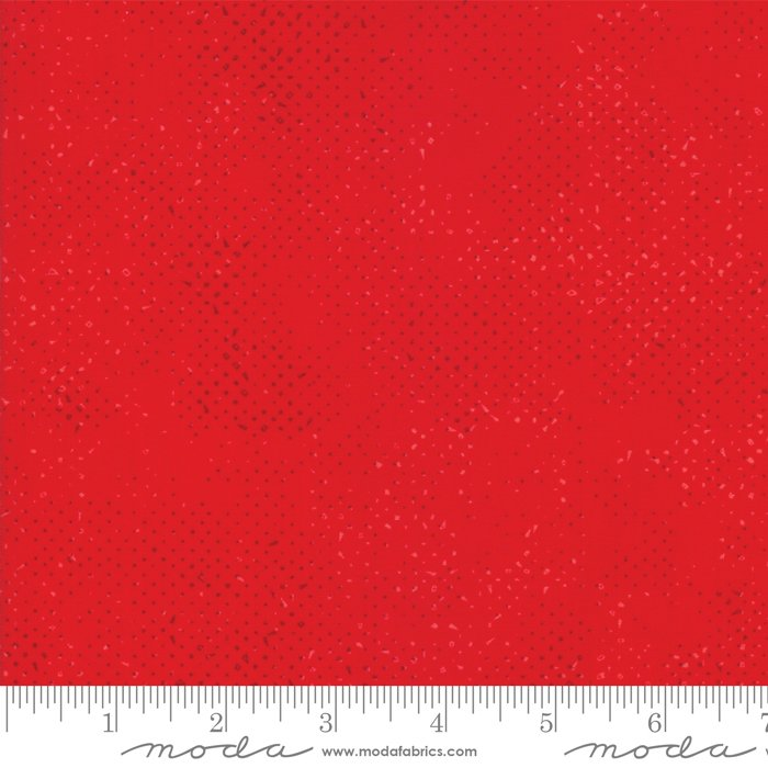 Christmas Red - Spotted - 1660-29