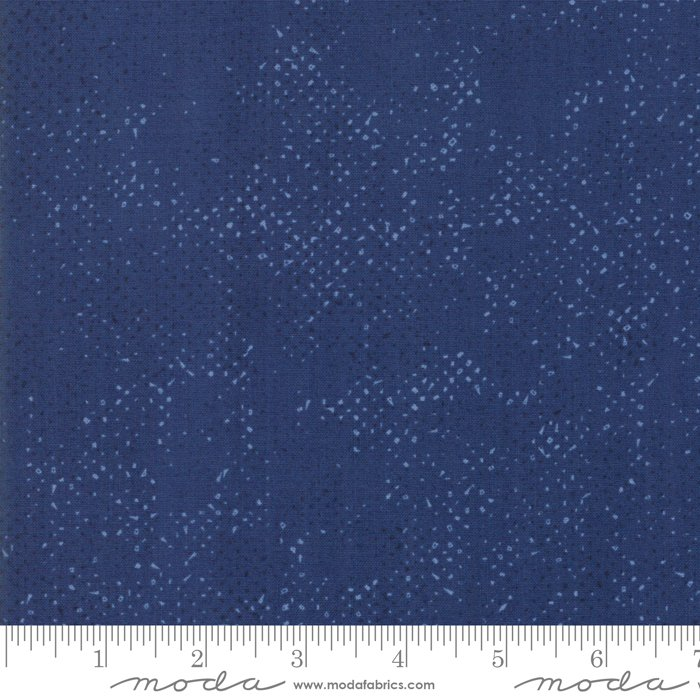 Nautical Blue - Spotted - 1660-74