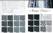 Banyan Classic Batiks - White Gray Black