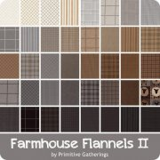 Farmhouse Flannels 2 by Primitive Gatherings