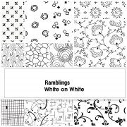 Ramblings - White on White