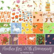 Heather Ross 20th Anniversary Collection