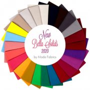 New Bella Solids 2020