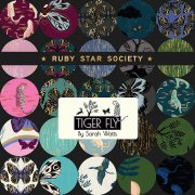 Tiger Fly by Ruby Star Studios