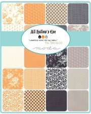 All Hallows Eve by Fig Tree Quilts