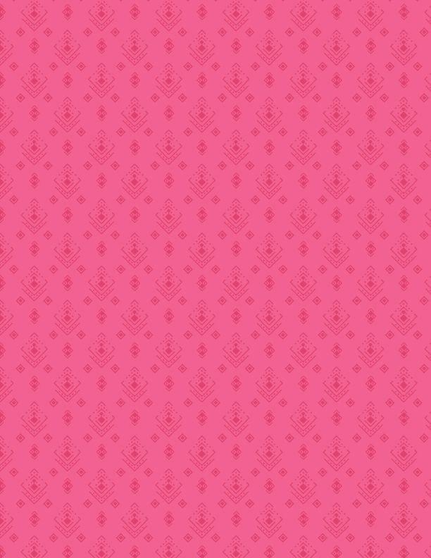 Dark Pink -  Essentials Geos - 39121 330