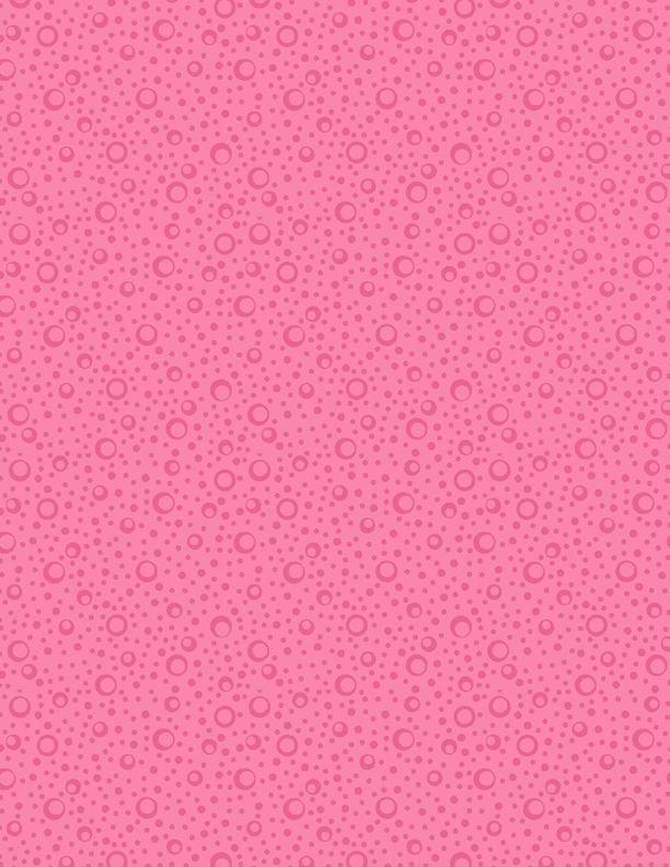 Medium Pink -  Essentials Bubbles - 39123 303