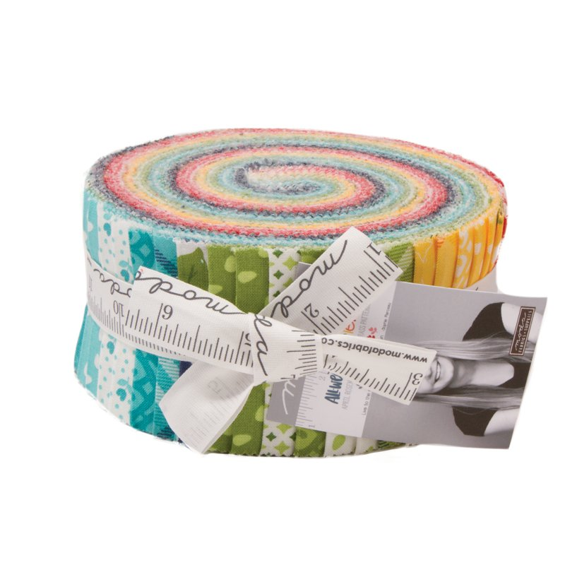 All Weather Friend Jelly Roll by April Rosenthal Prairie Grass - 24060JR