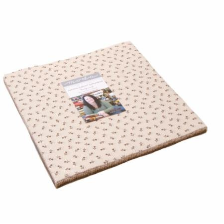 Flower Garden Gathering BG Layer Cake by Primitive Gatherings - 1241LC
